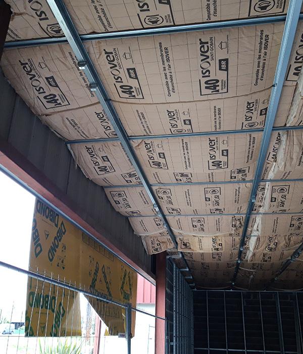 Faux plafonds Header